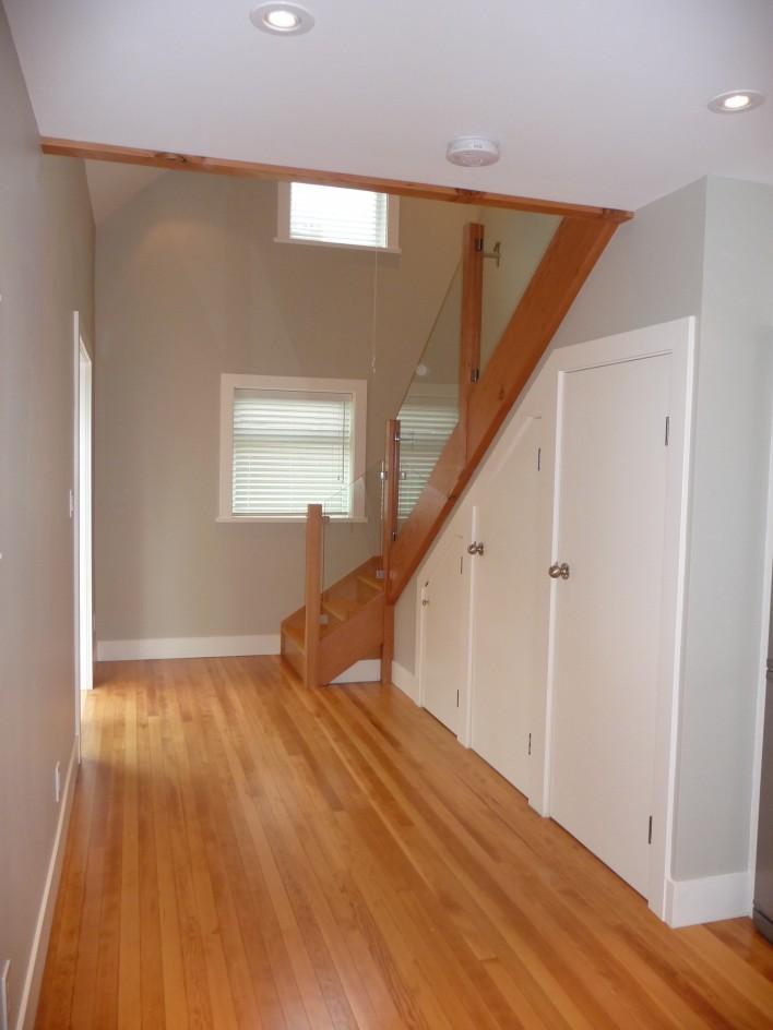 converted-garage-hallway
