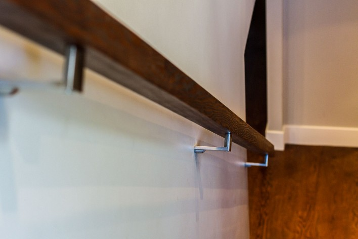 hardwood-handrail