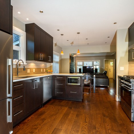 Stylish Kitchen Design 2nd Angle