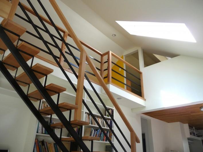 loft-with-skylight