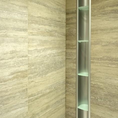 Bathroom Shelf Inset