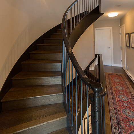 Spiral Staircase – 2nd floor